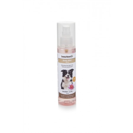 Beeztees Body Mist Spray Waterlelie - Hond - 150 ml INHOUD 150 M