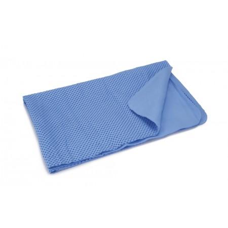 Beeztees Absorberende Drooghanddoek - Hond - Blauw 66 X 43 CM