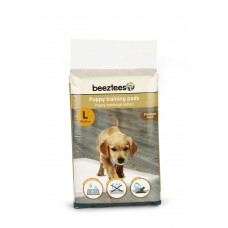 Beeztees Puppy Trainingsmatten - Hondentoilet - L - 10ST 90 X 60
