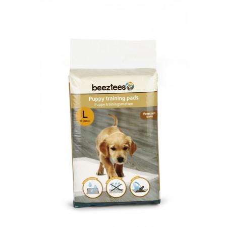 Beeztees Puppy Trainingsmatten - Hondentoilet - L - 10ST 90 X 60