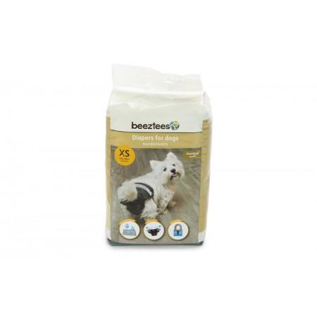 Beeztees - Hondenluier - Zwart - XS - 22ST 36 X 28 CM