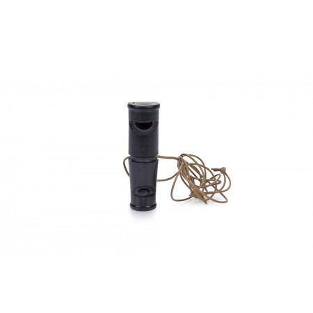 Beeztees - Hondenfluitje - 2 Tonen - Middel - 7x2 cm 7 X 2 CM