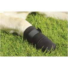 Beeztees Beschermingsschoen - Hond - Zwart - S - 2ST MAAT S