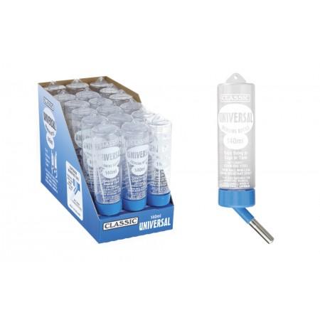 Classic Fles Universal - Drinkfles Knaagdier - 140 ml INHOUD 140