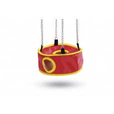 Beeztees Speeltrommel - Knaagdier - Rood - 20x20x10 cm 20 X 20 X