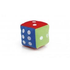 Dobbelsteen - Knaagdierspeelgoed - 13 cm 13 CM