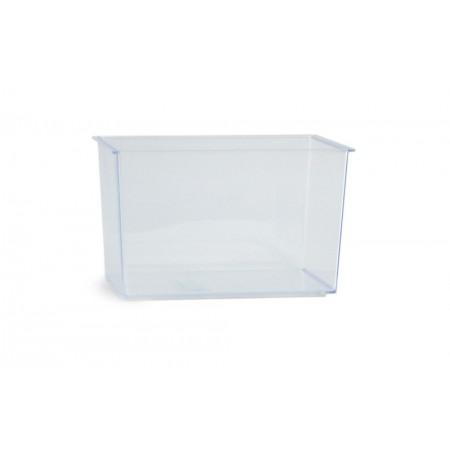 Aquarium S3 - Vis - Plastic - 34x19x19 cm 34 X 19 X 19 CM INHOUD