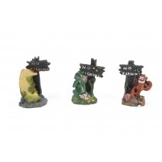 Beeztees Zeedieren - Aquariumdecoratie - Polyresin 9 CM