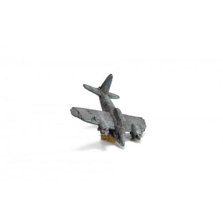Beeztees Vliegtuig - Aquariumdecoratie - 19x19x12,5 cm 19 X 19 X