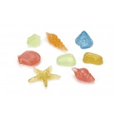 Beeztees Schelp+Steen - Aquariumdecoratie - Glow - 18x8x2 cm 18