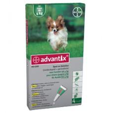 bayer Advantix 40  4 stuks