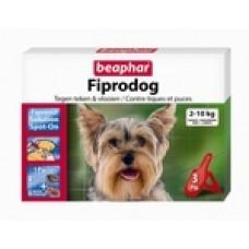 Beaphar Fiprodog 2-10 kg  3 pipet