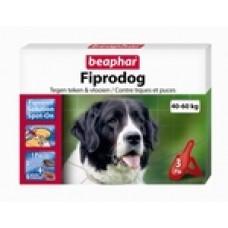 Beaphar Fiprodog 40-60 kg 3 pipet