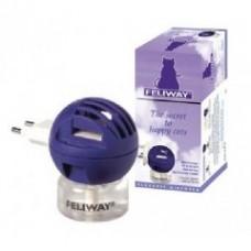 Feliway verdamper + navulflacon 48 ml