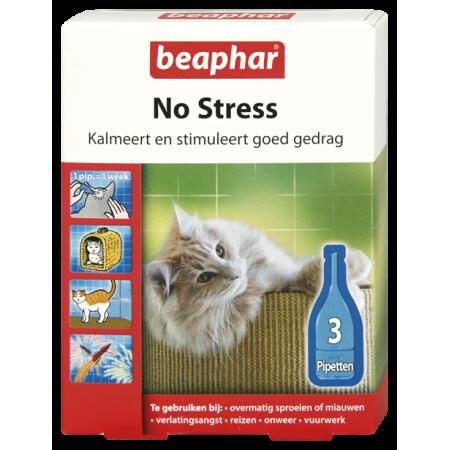 Beaphar No Stress kat 3 pipet