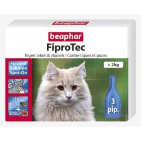 Beaphar Fiprotec kat 3 pip