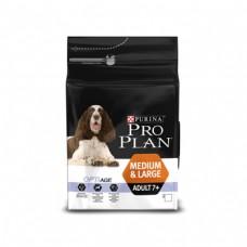 Pro Plan medium/large adult 7+ sensitive skin 14 kg