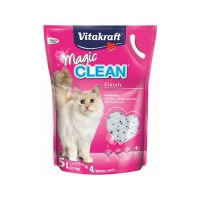 Vitakraft Magic Clean 5 ltr kattenbakvulling