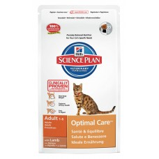 Hills Feline Adult with Lamb  x 5 kg