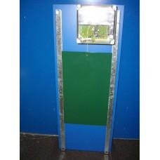 Kippenhok deur / luikje 22x33 cm