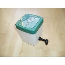 drinkfles robuust 0,5 liter naturel