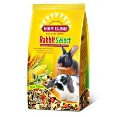 Hope farms rabbit select 15 kg.
