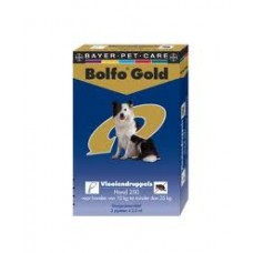 Bolfo gold 250 hond 2 pip 10 tot 25KG