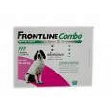 Frontline combo hond L 20 -40 kg. 3 pip.
