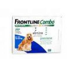 Frontline combo hond m 10 -20 kg. 3 pip.