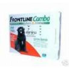 Frontline combo hond XL 40 -60 kg. 3 pip.