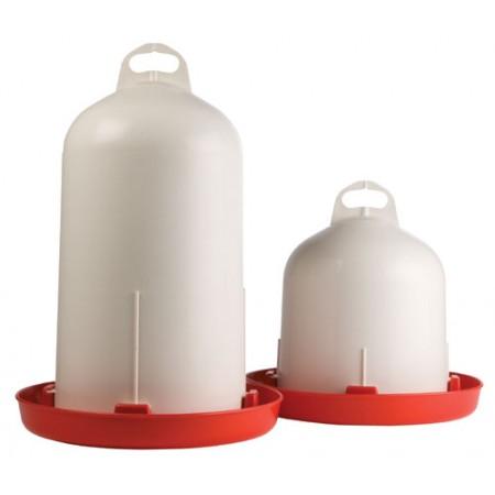 dubbelwandige drinktoren 6 liter