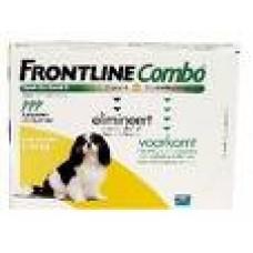 Frontline combo hond S 2-10 kg. 3 pip.