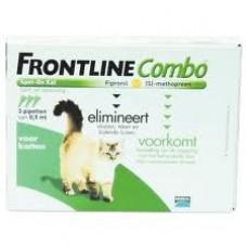 Frontline Combo Cat 3 pipet