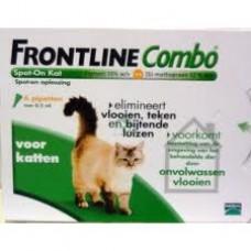 Frontline Combo Cat 6 pipet