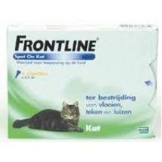 Frontline Spot On Cat / 6 pipet