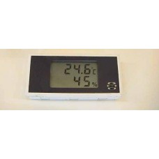 thermometer digitaal plus hygrometer